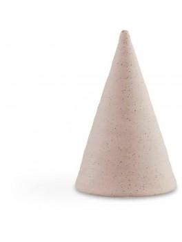 Kähler Glasurtop Nistret rødbrun 11 cm.-20