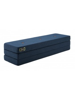 By Klipklap KK 3fold XL (Dark Blue 90 w. orange buttons). Varierende levering-20