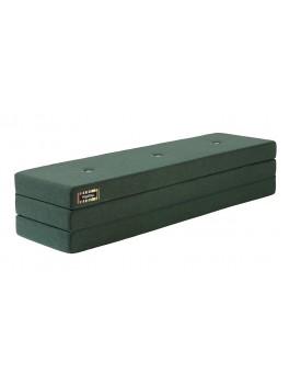 By Klipklap KK 3fold (Deep Green 920 w. green buttons). Varierende levering.-20