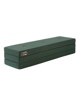 By Klipklap KK 3fold XL (Deep Green 940 w. light green buttons). Varierende levering.-20