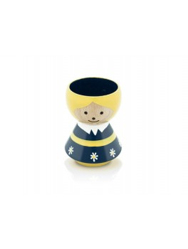 Lucie Kaas Bordfolk Girl, dark blue-20