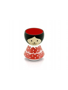 Lucie Kaas Bordfolk Girl, red-20
