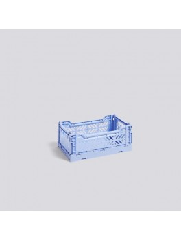 Hay Colour Crate Light blue Small-20