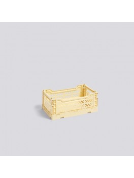 Hay Colour Crate Light Yellow Small-20