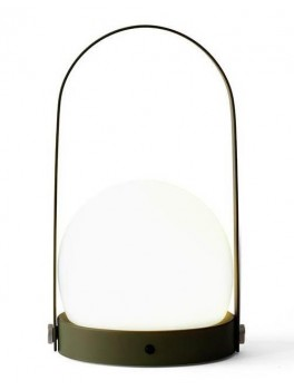 Menu Carrie LED lamp Olive-20