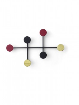 Menu Afteroom Coat hanger Black/Brass-20