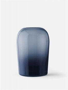 Menu Troll Vase, Midtnight Blue Large-20