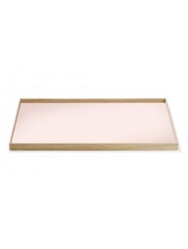 Munk Frame bakke oak/soft nude large-20