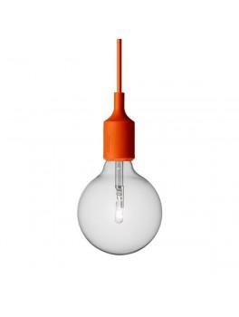 Muuto E27 lampe Orange-20
