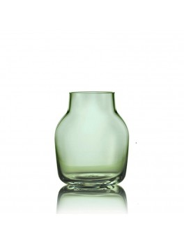 Muuto Silent Vase stor green-20