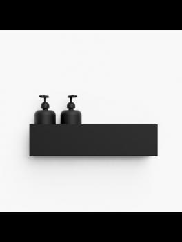 Nichba Bath Shelf 40 black-20