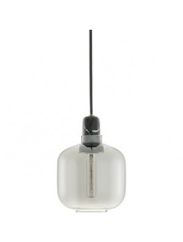 Normann Cph Amp Lamp Small, Black/Smoke-20