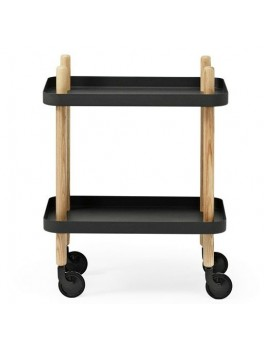Normann Block Table black-20