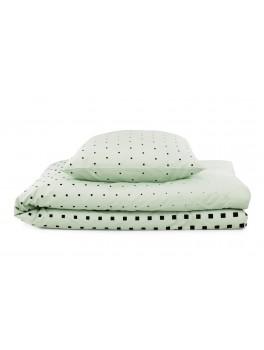Normann Cph Cube sengetøj mint-20