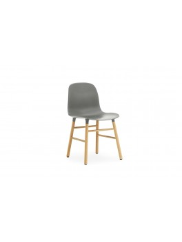 Normann Cph Form Chair Oak grey varierende levering-20