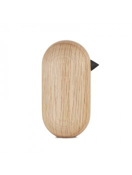 Normann Cph Little Bird 10 cm oak-20