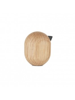 Normann Cph Little Bird 4,5 cm oak-20