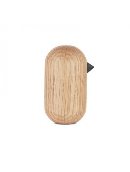 Normann Cph Little Bird 7 cm oak-20