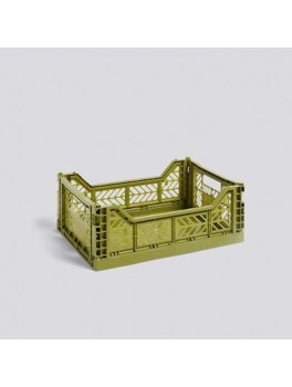 Hay Colour Crate Olive Medium-20
