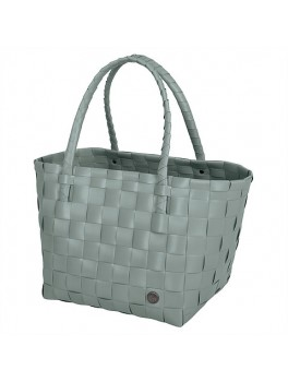Handed By Paris shopper Greyish green H27xB31xD24-20