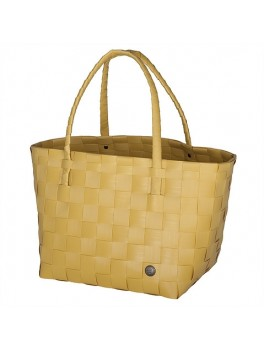 Handed By Paris shopper Mustard H27xB31xD24-20