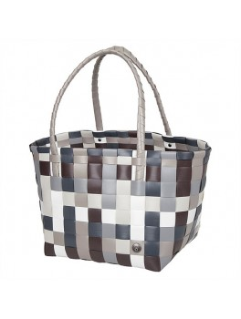 Handed By Paris shopper Natural mix H27xB31xD24-20
