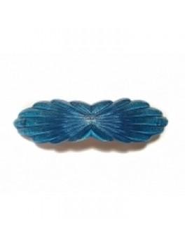 Pico Madeleine spænde blå glimmer-20