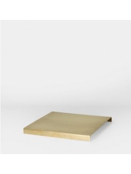 Ferm Living Brass Tray for plant box Messing-20