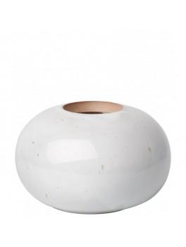Fritz Hansen - Eathenware Round Vase - Celie Manz
