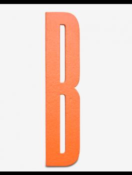 DesignLettersBogstavBOrange-20