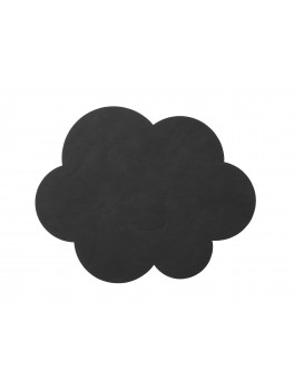 LindDNA Cloud tablemat Nupo (Black)-20