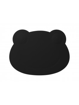 LindDNA Frog Table mat Softbuck (Black)-20