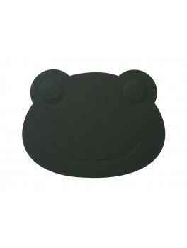 LindDNA Frog Table mat Softbuck (Dark Green)-20
