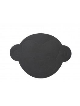 LindDNA Monkey Table mat Nupo (Anthracite)-20