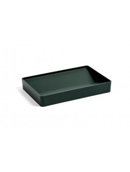 Hay Split Tray, Dark Green Medium-20