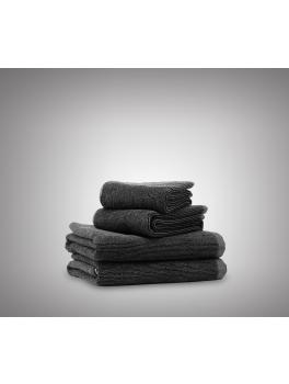 Vipp109 Økologiske Håndklæder sort 4 stk.-20