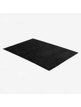 Vipp144 Wool Bamboo Rug Silver Black Medium-20