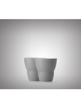 Vipp201 Espressokop grå 2 stk.-20