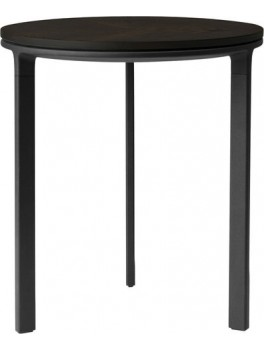 Vipp421 Side Table Dark Oak-20