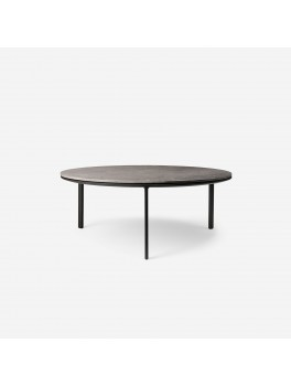 Vipp425 Coffee Table Ø90 Light Grey Marble-20