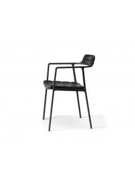 Vipp451 Chair Leather (black)-20