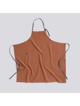 Hay Wrap forklæde nutmeg (muskatnød farvet)-20