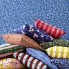 Normann Cph Posh Cushion Keep It Simple, Powder Blue/Caramel-01