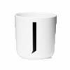 Design Letters Melamin krus J-01