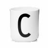 Design Letters Porcelæn krus C-01