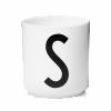 Design Letters Porcelæn krus S-01