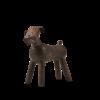 Kay Bojesen Tim mørk (hund)-01