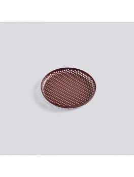 Hay - Perforated Tray - bordeaux - small