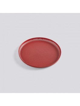 Hay - Perforated Tray - Rød - medium
