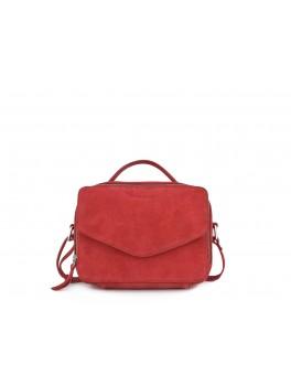 Daniel Silfen - Holly - taske - Rød Læder